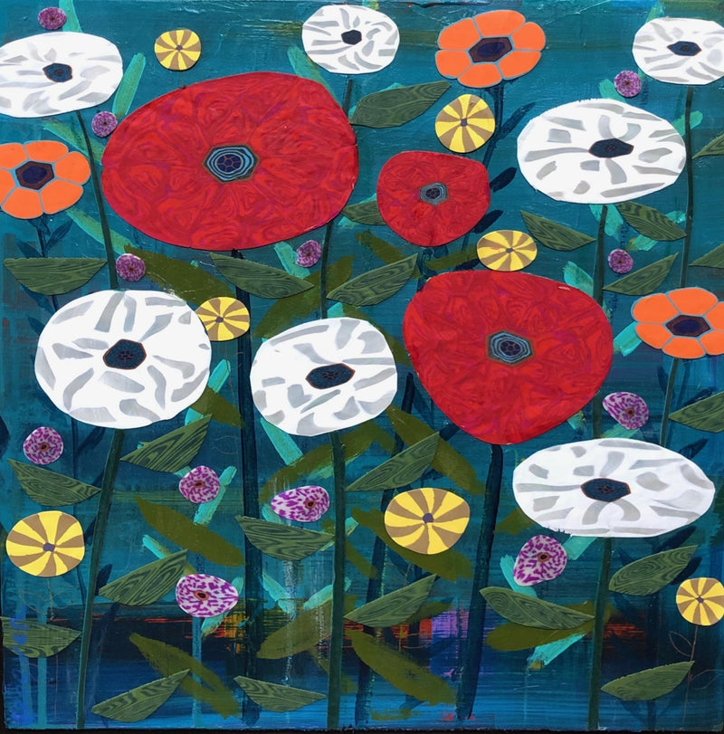 "Debortina ""Poppies I"""