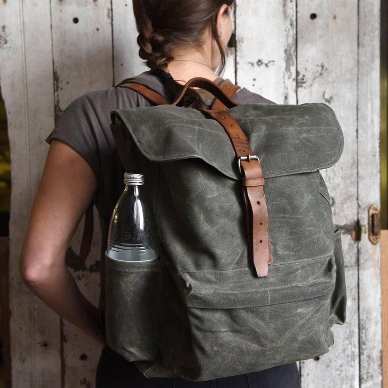 The Rogue Backpack - The Little Green Store and Gallery