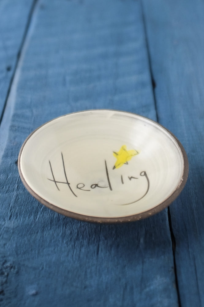 "Z Pots ""Healing"" Mini Bowl"