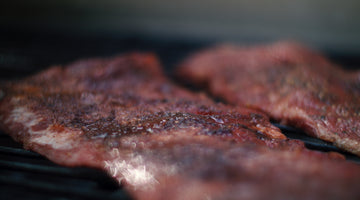 Dry Rubbed Skirt Steak