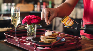 Homestyle Sweet and Spiced Pancakes