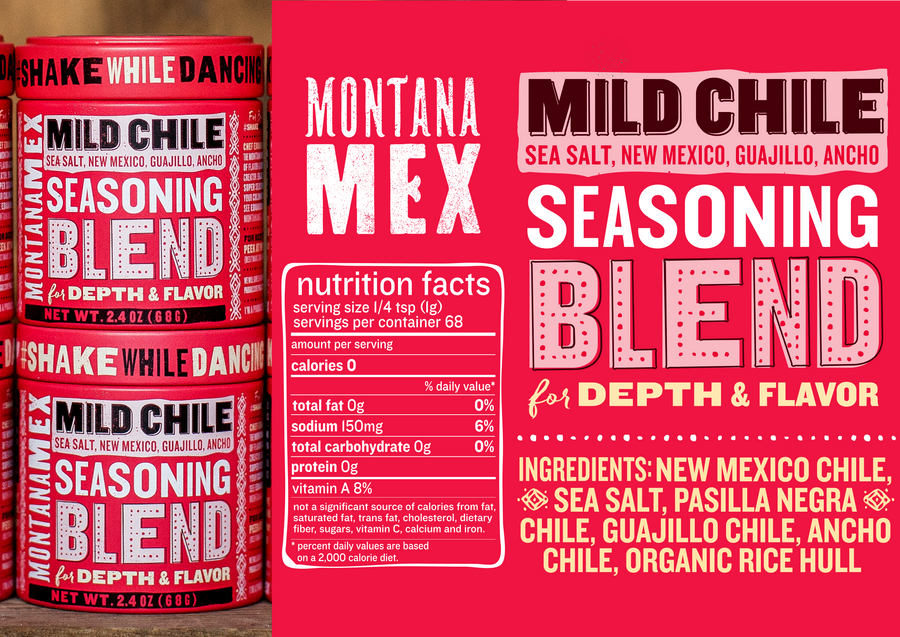 Chile Seasoning
