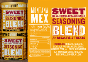 Sweet Seasoning - 3 pack
