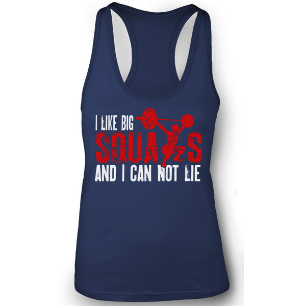 BIG SQUATS Tank Top
