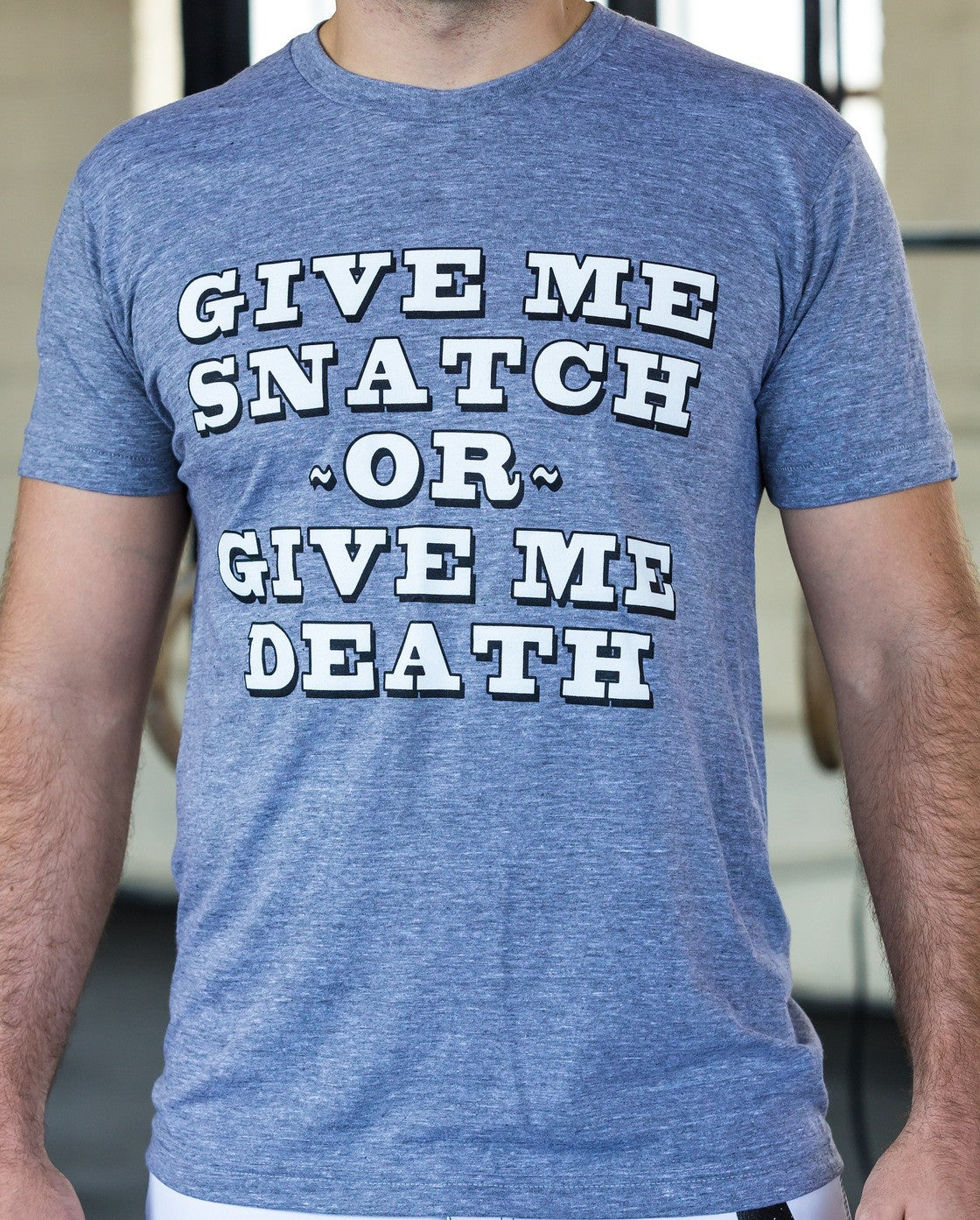 GIVE ME SNATCH/DEATH T-Shirt