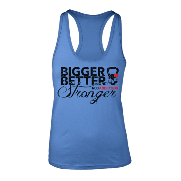 Bigger Better Stronger Tank