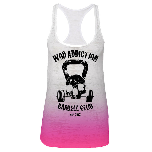 Pick It Up Tank (Pink)
