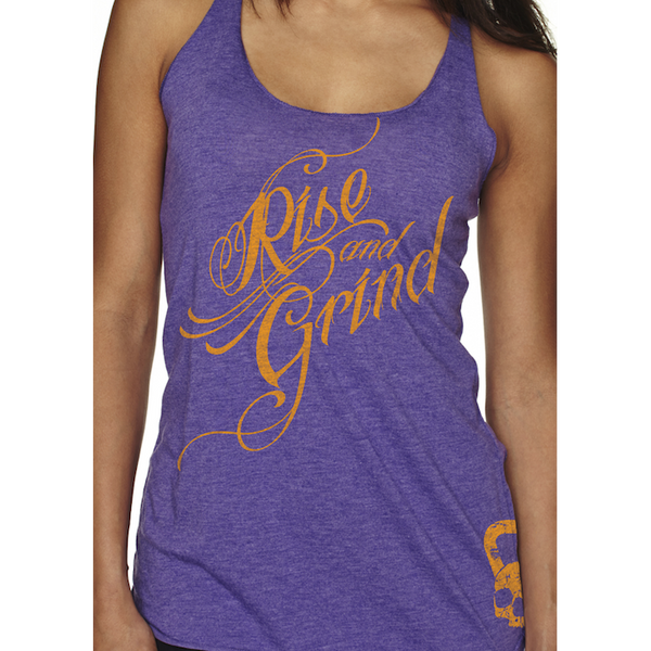 Rise and Grind Tank