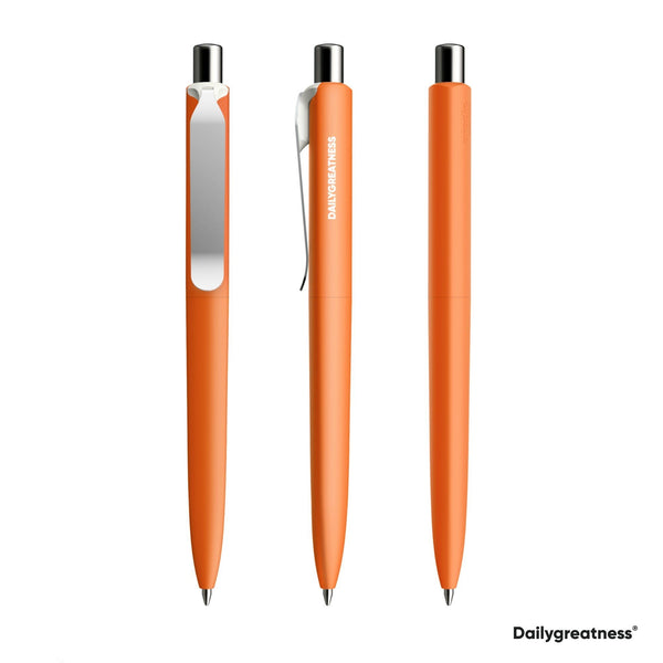 DG03 Pen and Pencil Duo - Orange & Blue