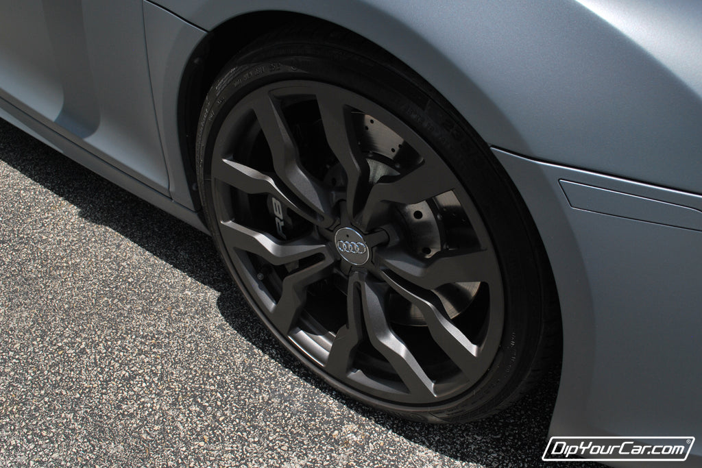 Anthracite Grey Wheel Kit example 1