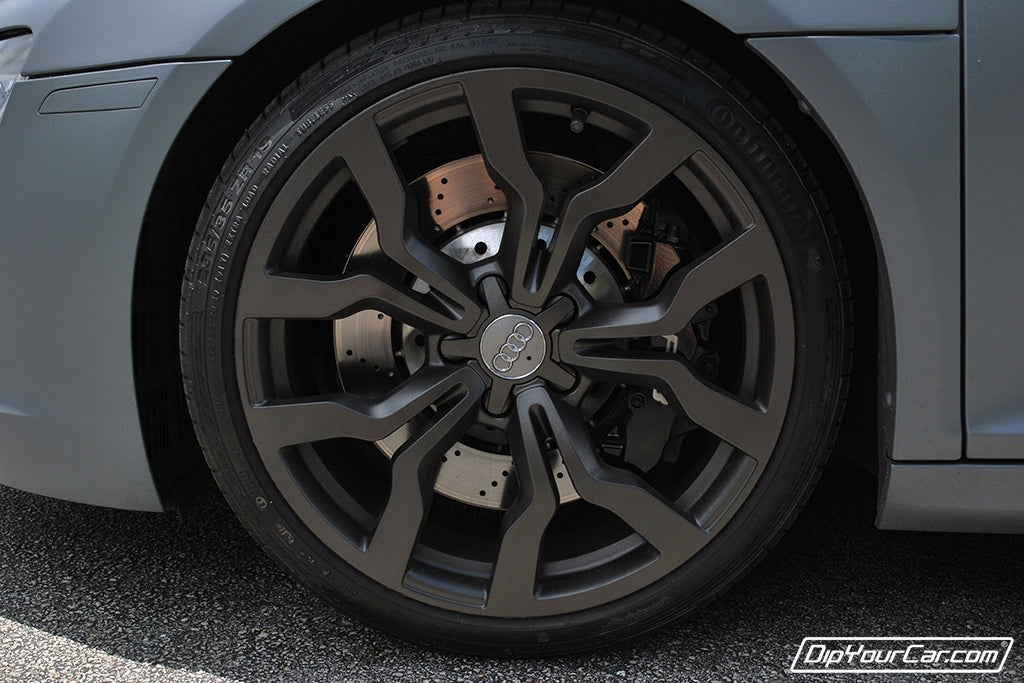Anthracite Grey Wheel Kit example 2