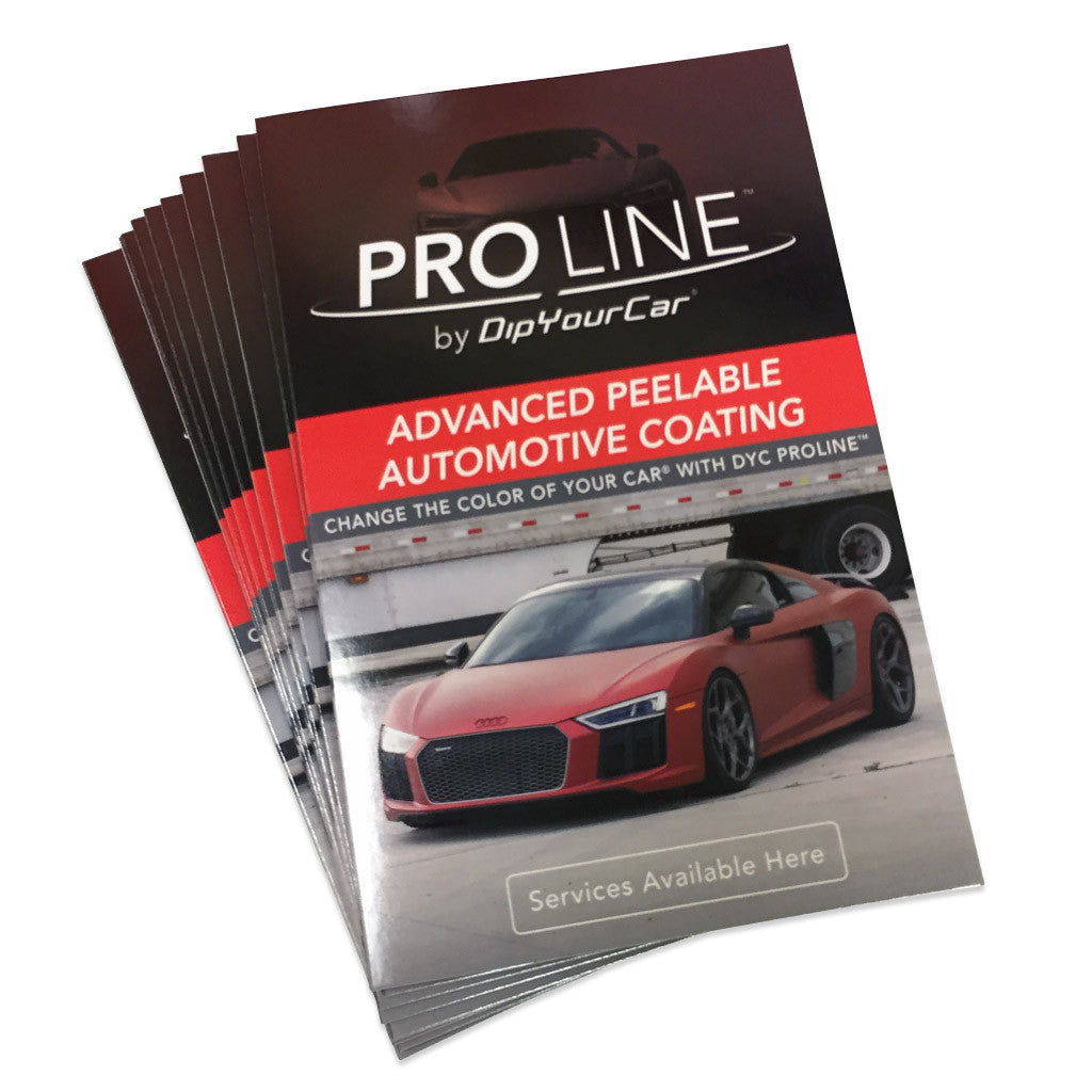 ProLine™ Brochures (20 Count)