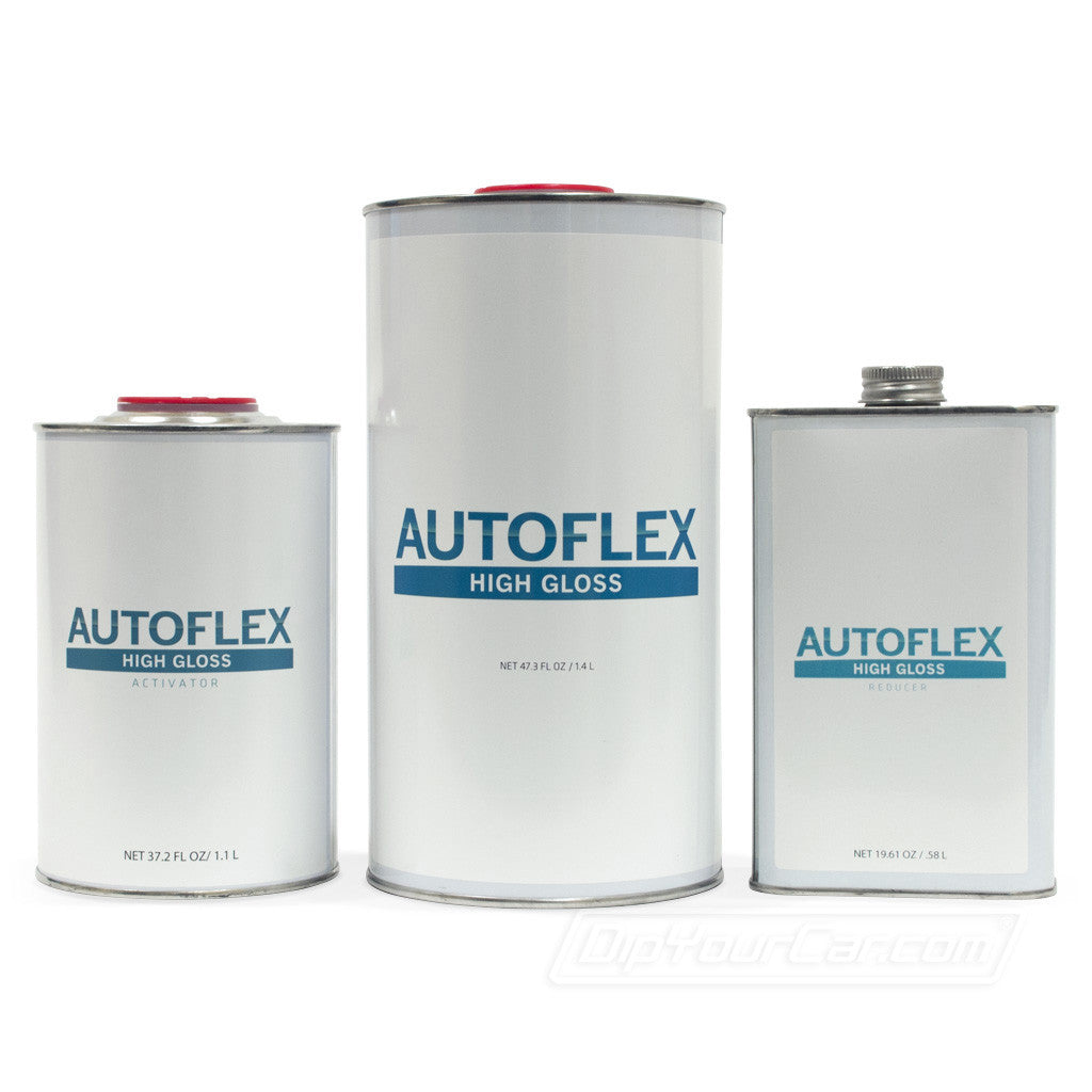 AutoFlex™ 2L HIGH GLOSS KIT