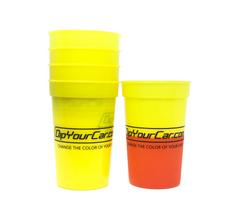 Color Changing DYC Cups (5 pack)