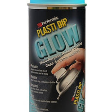 Plasti Dip Glow Spray Blue