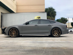 Nardo Grey Car Kit