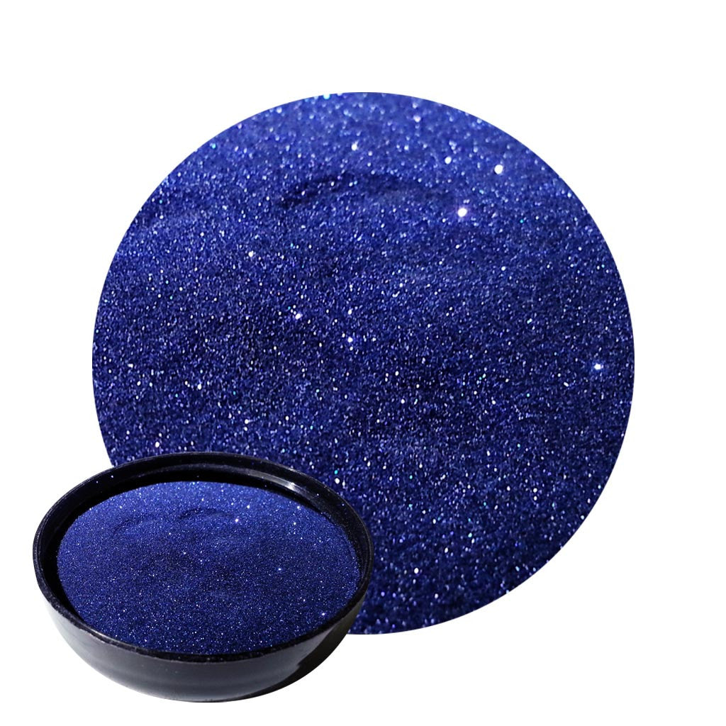 Galaxy Blue Micro Flakes