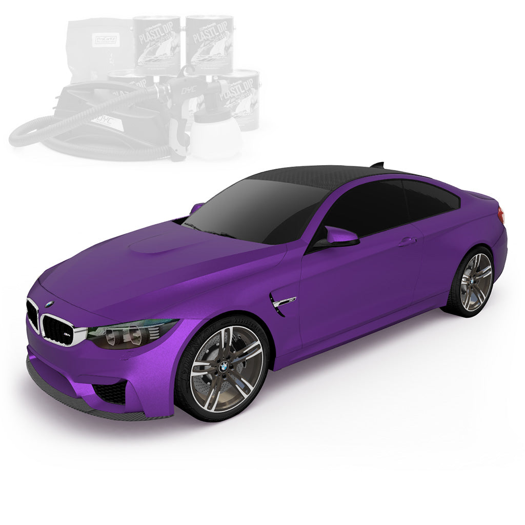 Grape Soda Car Kit