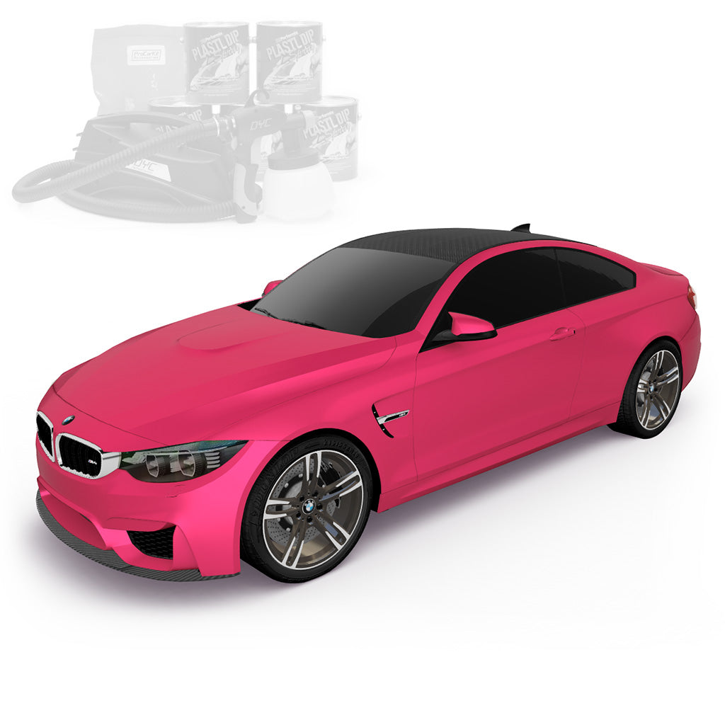 Hot Pink Car Kit