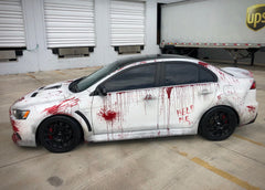 Blood Splatter Car Kit