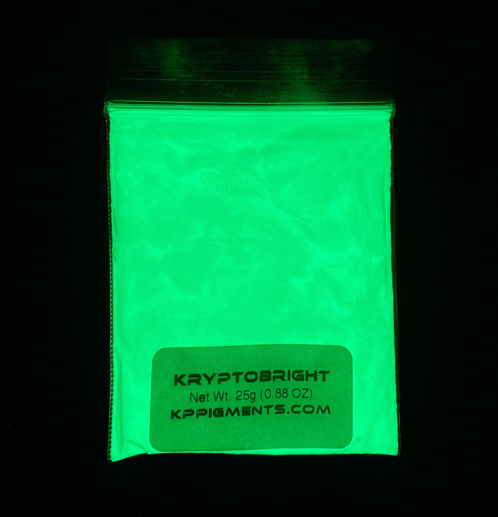 KrytoBright Glow in the Dark Pigment