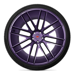 Plum Crazy Wheel Kit