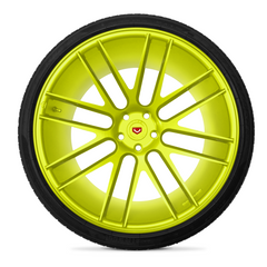 Polaris Yellow Wheel Kit