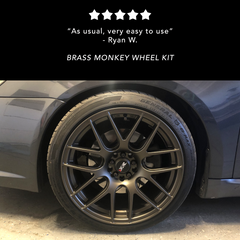Brass Monkey Wheel Kit