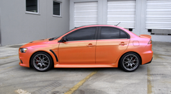 Koi Cosmic Crush Orange Car Kit