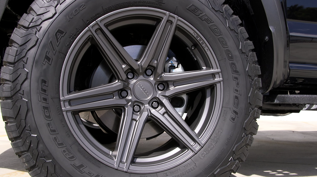 Anthracite Grey Wheel Kit