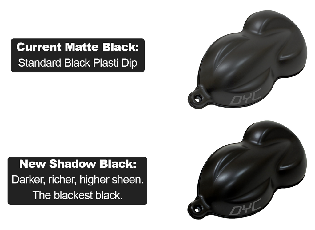 Shadow Black Car Kit (Satin)
