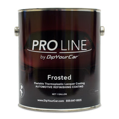 ProLine™ Frosted Clear