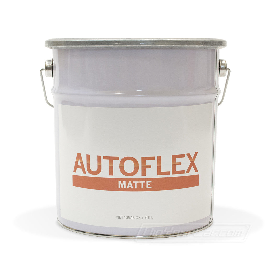 AutoFlex™ Matte Gallon Kit