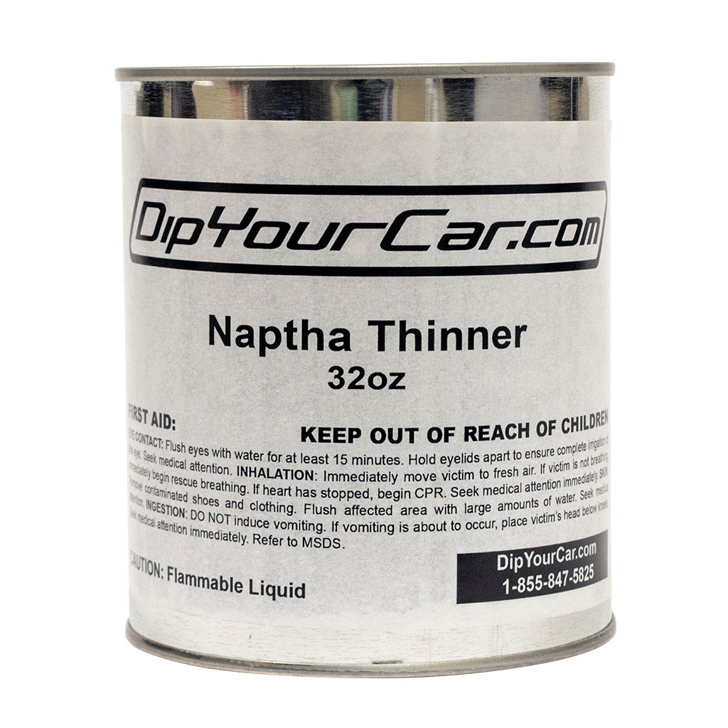 Naphtha Thinner Quart