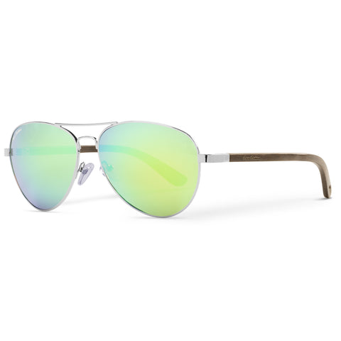 Blackwood Vineyard Aviators Vintage | Green Flash Lenses