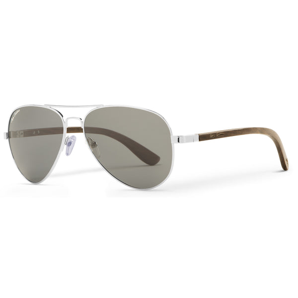 Blackwood Vineyard Aviators Classic | Grey Lenses