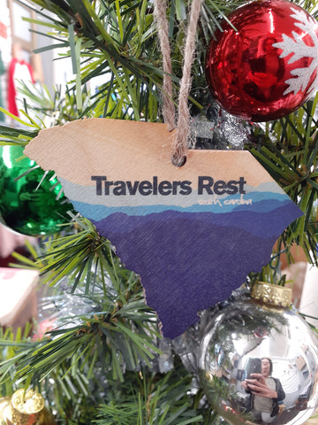 Travelers Rest Ornament