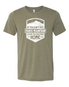 Paris Mountain Tee