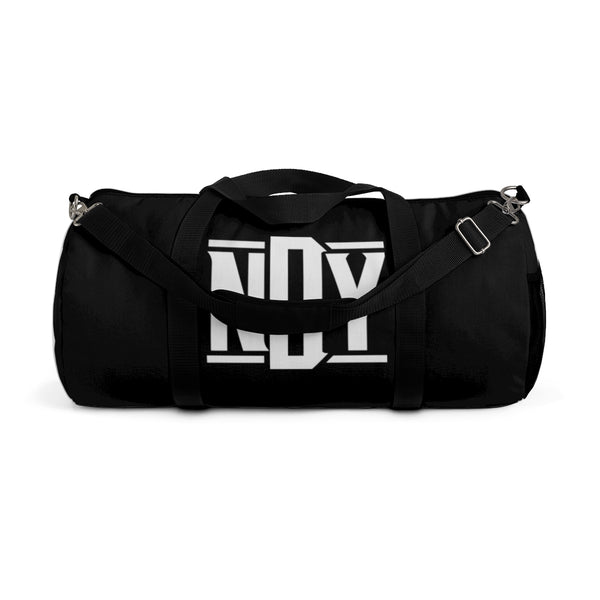 Not Dead Yet Duffle Bag (black) - Not Dead Yet Apparel