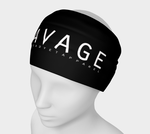 SAVAGE Head Band - Not Dead Yet Apparel