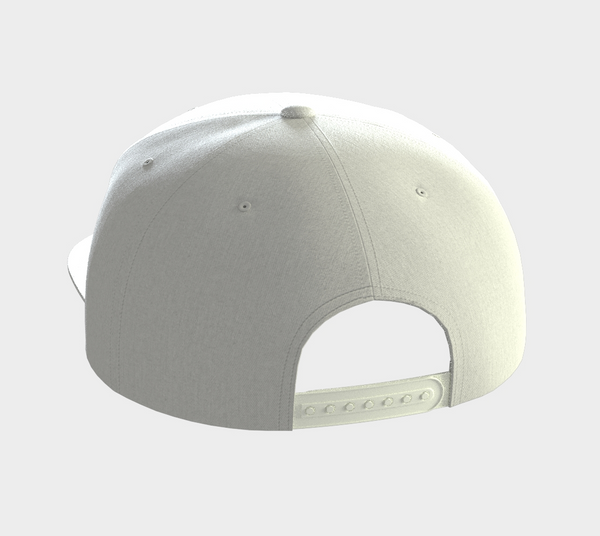 SAVAGE White Snap Back