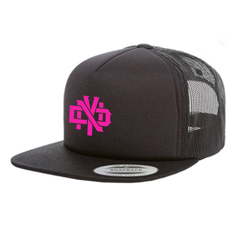 Breast Cancer Awareness Snapback Hat - Not Dead Yet Apparel