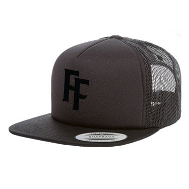 Freedom Fighter Trucker Hat - Not Dead Yet Apparel
