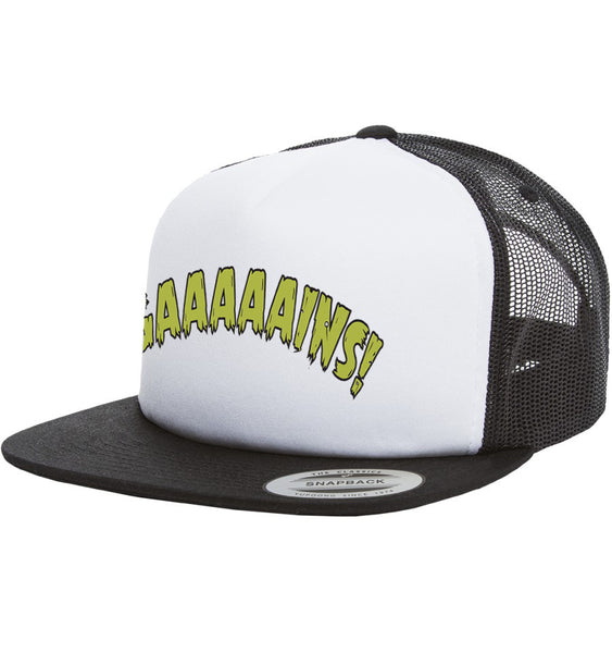 GAAAINS! Trucker Hat - Not Dead Yet Apparel