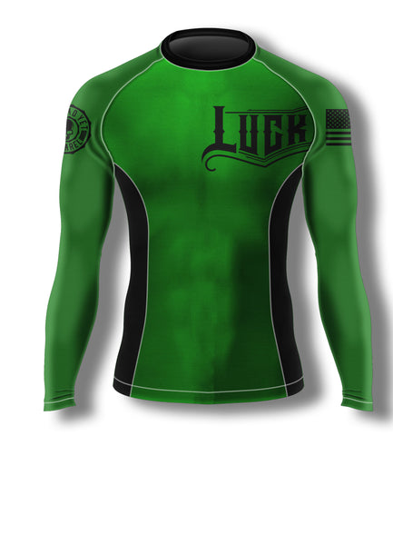 LADY LUCK BJJ RASH GUARD