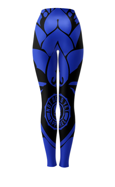 NAMASTE&ROLL BJJ and Fitness Leggings/Spats - Not Dead Yet Apparel