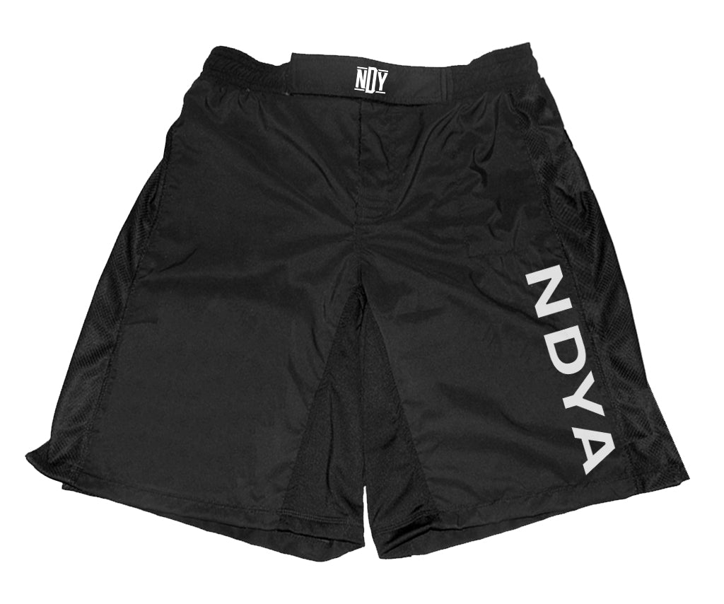 NDYA FIGHT/TRAINING SHORTS - Not Dead Yet Apparel