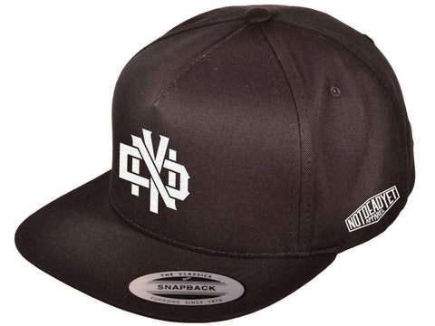 NDY STACKED Snapback - Not Dead Yet Apparel