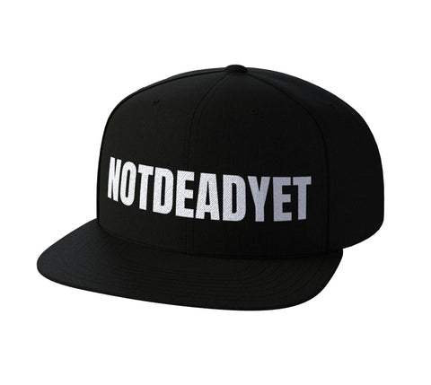 NOTDEADYET Snap Back - Not Dead Yet Apparel