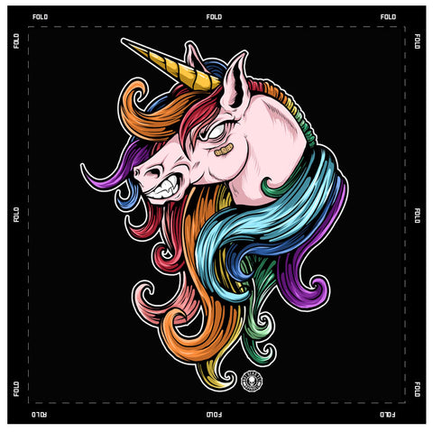 UNICORN! Gi Patch - Not Dead Yet Apparel